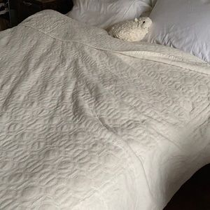🐒Soft bed spread🐒